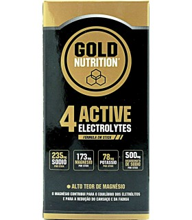 4 ACTIVE ELECTROLITES OLIMP