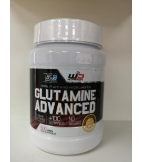 GLUTAMINE ADVANCED NEUTRA 500GR WD NUTRITION