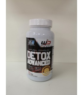 DETOX ADVANCED 60 CAPS WD NUTRITION