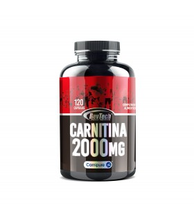 CARNITINA CARNIPURE NEUTRA 120 CAPS REVTECH
