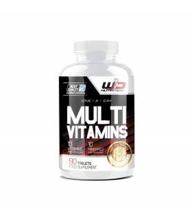 MULTI VITAMINS 90 TABLETAS WD