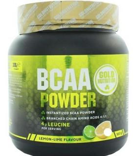 BCAA POWDER 300GR GOLDNUTRITION