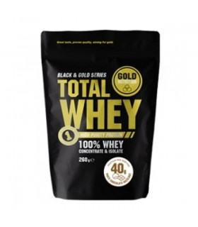 TOTAL WHEY 260GR GOLD